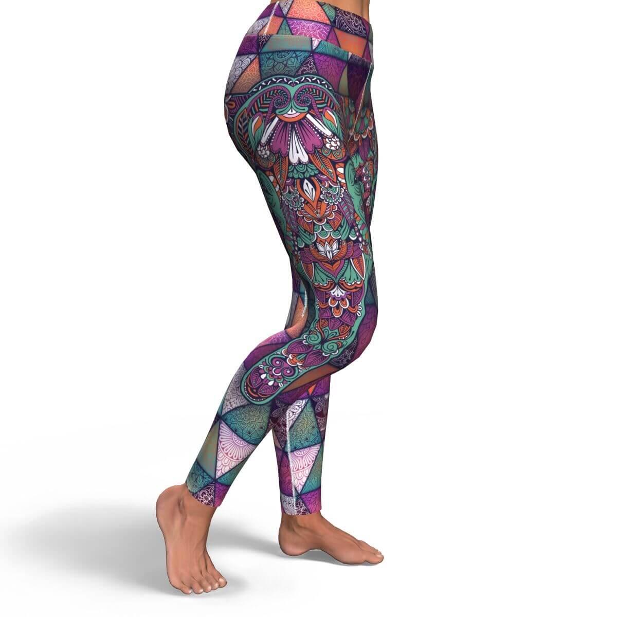 BIG ON Yoga Leggings