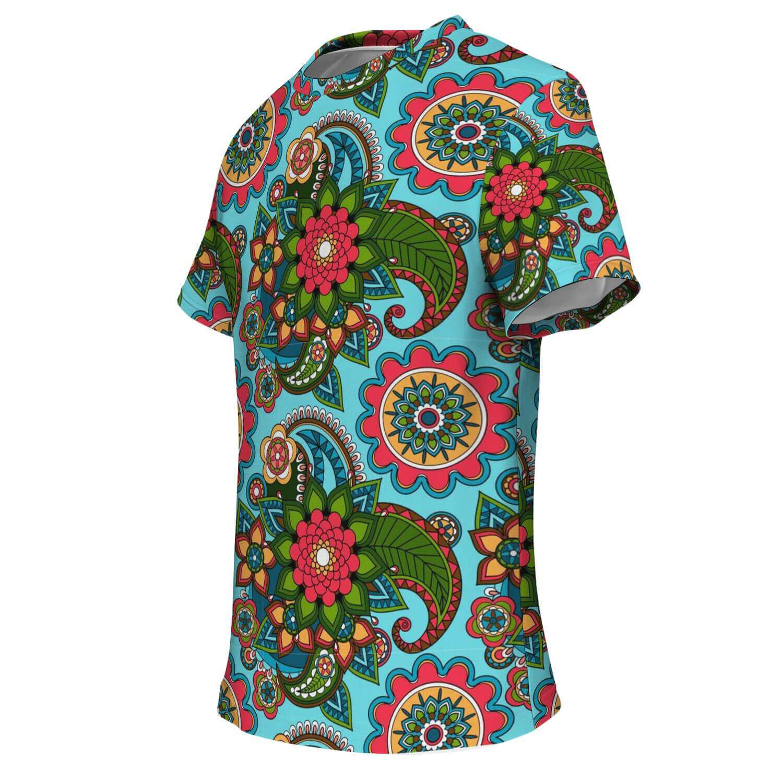 Mandala All Over Print T-shirts