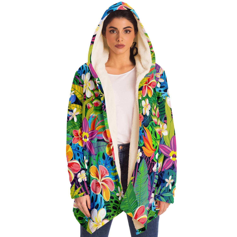 Microfleece Cloaks