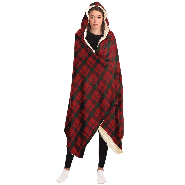 Tartan Hooded Blankets